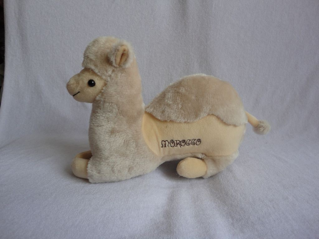 Morocco Stuffed Camel Toys